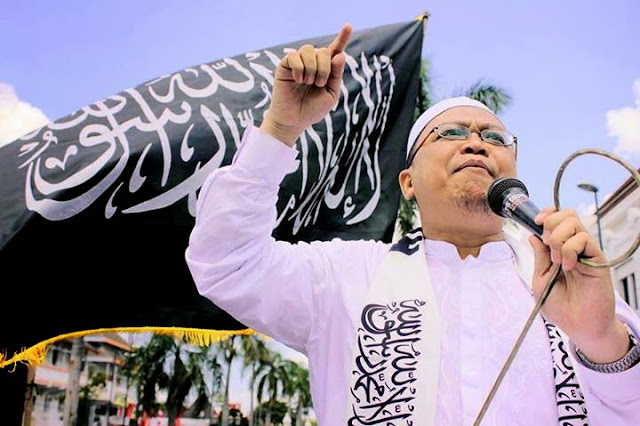 Ustadz HTI Haramkan Ucapara Bendera dan Menjadi Pembina Upacara