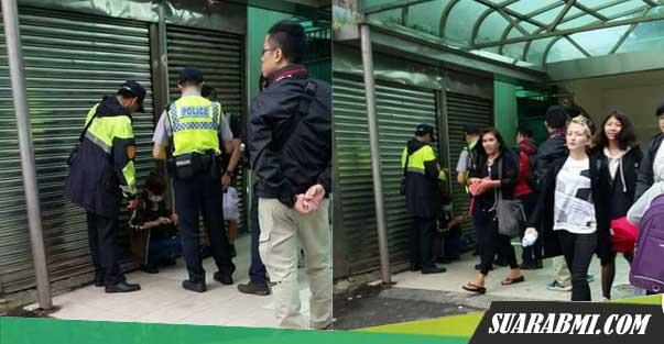 Razia Polisi Kembali Tangkap TKI Kaburan di Tempat Umum