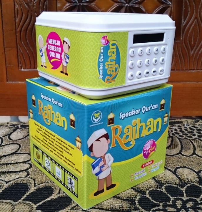 speaker quran raihan
