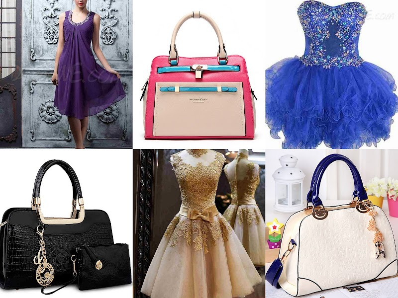 Cheap Dresses and Handbags in Dresswe