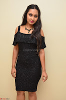 South Actress Amulya in short black dress at Kalamandir Foundation 7th anniversary Celebrations ~  Actress Galleries 033.JPG