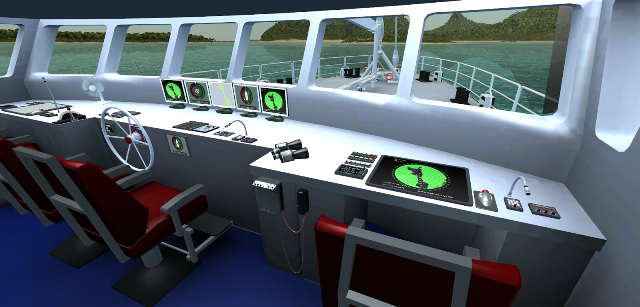 Untuk Dukung Kegiatan Praktek, SMKN 3 Pariaman Membutuhkan Simulator Kapal