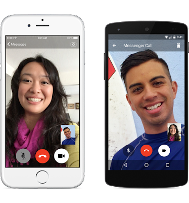 Facebook Messenger Offers Free Group Calls