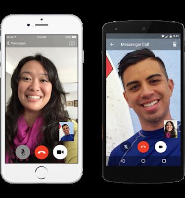 Facebook Messenger Offers Free Group Calls