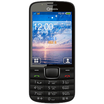 QMobile W200 Price in Pakistan