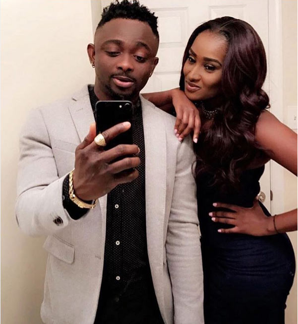 Sean Tizzle dumps crush for DJ Cuppy, flaunts new lover