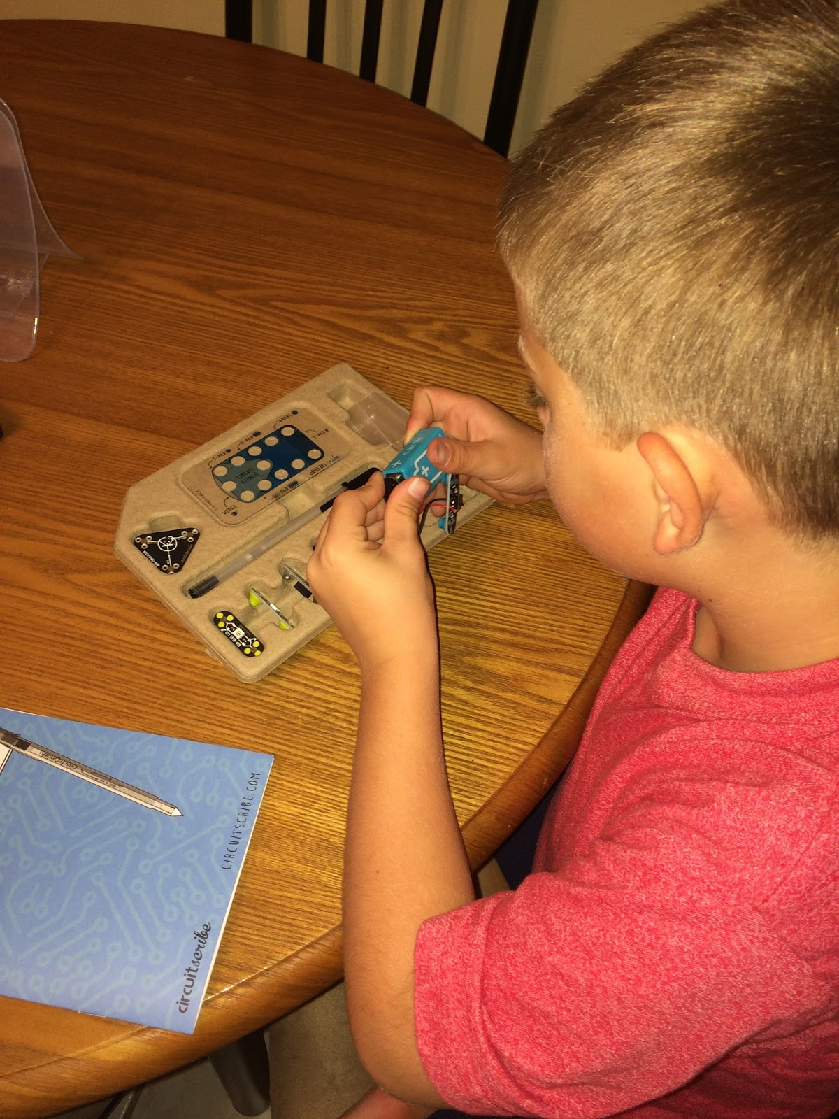 Kids Will Love Circuit Scribe Review Giveaway Mbphgg16 Mommys Invention Draw Circuits Instantly With Conductive Easy To Read Instructions