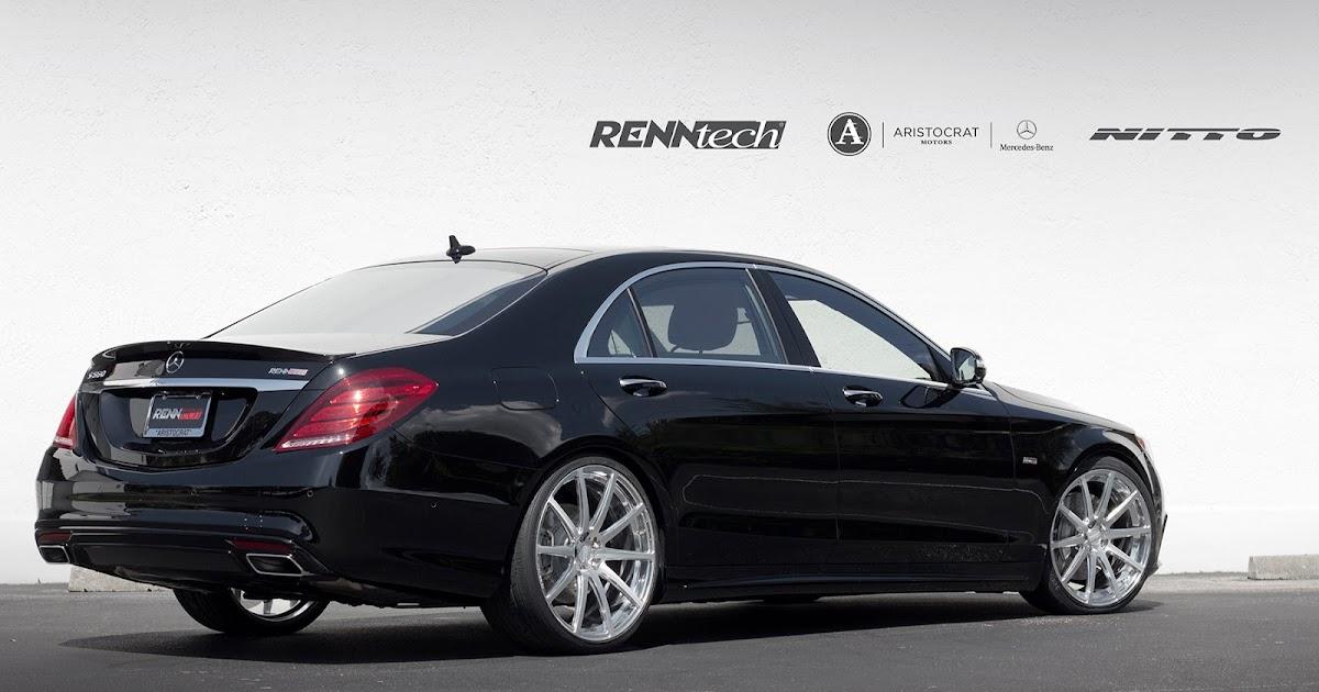 All Cars Nz Renntech Mercedes Benz S550