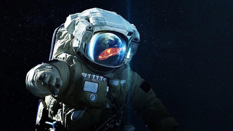Astronaut, Space, 4K, 3840x2160, #54
