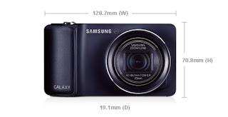 كاميرا Galaxy 3G من Samsung