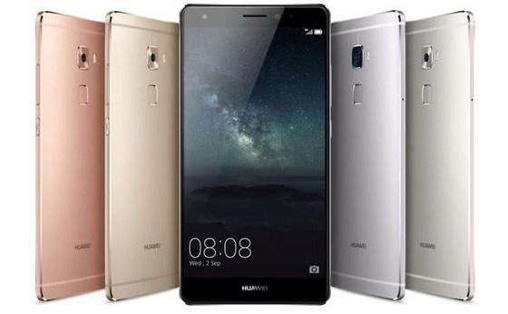 Harga dan Spesifikasi Huawei Mate S Agustus 2016