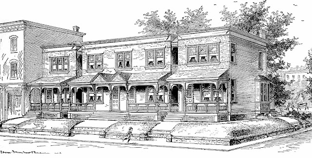 1886 urban block neighborhood image