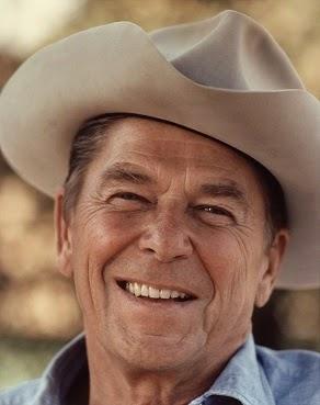 http://en.wikipedia.org/wiki/File:Ronald_Reagan_with_cowboy_hat_12-0071M_edit.jpg