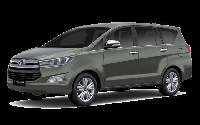 Toyota Kijang Innova Jakarta