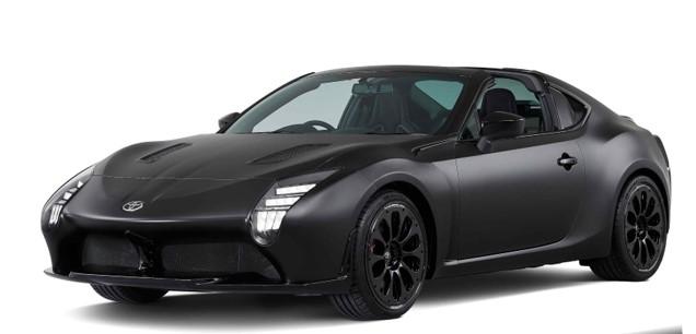 Toyota GR HV Sport Concep