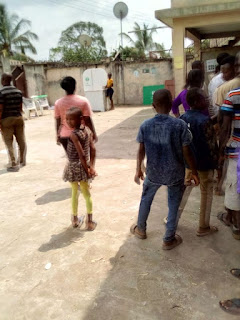 Under Aged Children Caught Voting In Ebonyi (Photos)