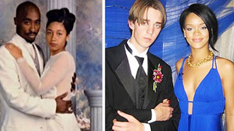Celebs At High School Prom. Beyonce Looks Incredible In That Dress ...