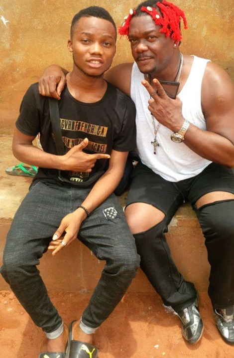 Upcoming Nollywood Actor Passes on see photos