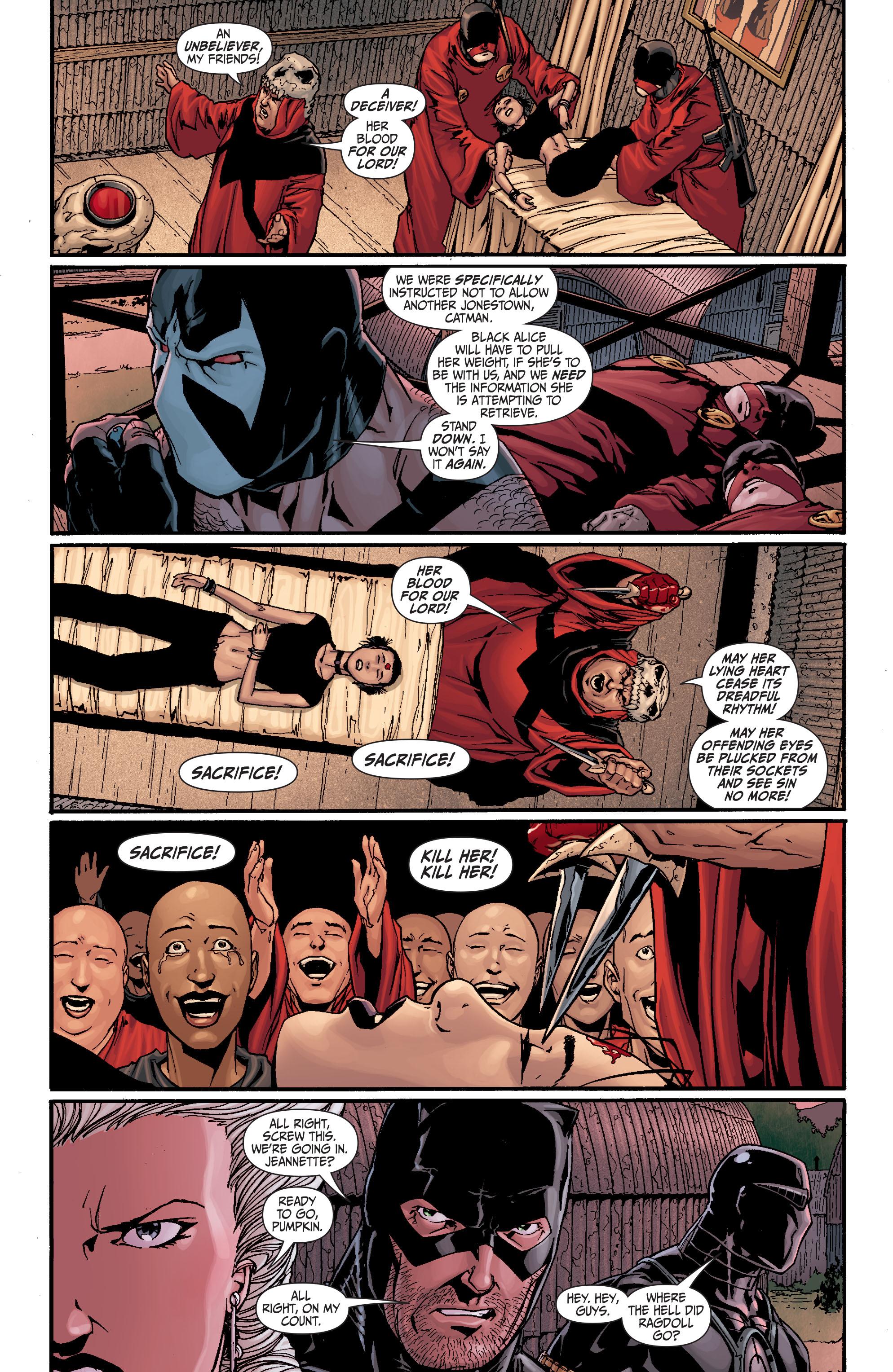 Read online Secret Six (2008) comic -  Issue #19 - 7