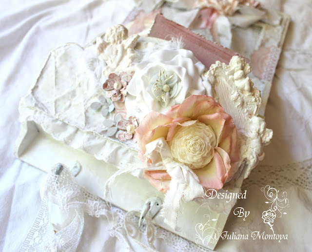 ILuvVintageScrap: Shabby Chic Home Decor - Mail Hanger for The ...