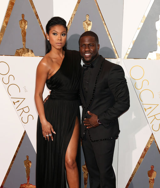 Video : Kevin Hart Allegedly Cheating On His Pregnant Wife, Eniko Hart