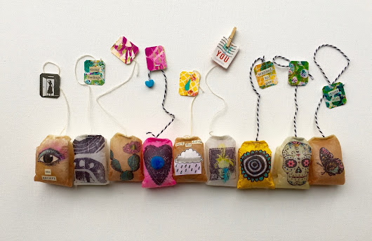 Altered Tea-bags
