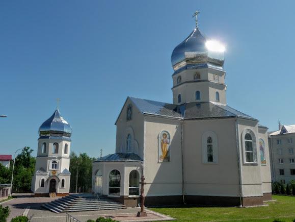 Трускавець. Церква святого Іллі