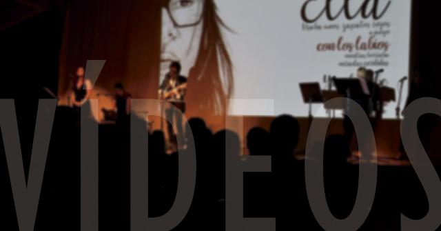 Vídeos de Cicatrices - Abraham Arvelo, el formato exclusivo para salas multifunción o teatro.