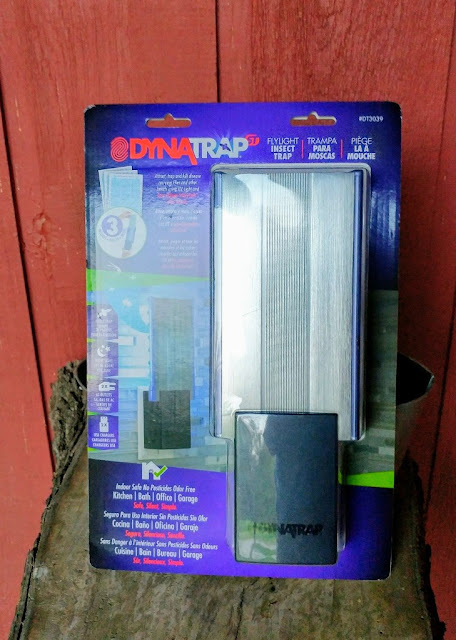 DynaTrap FlyLight indoor pest trap (sponsored)