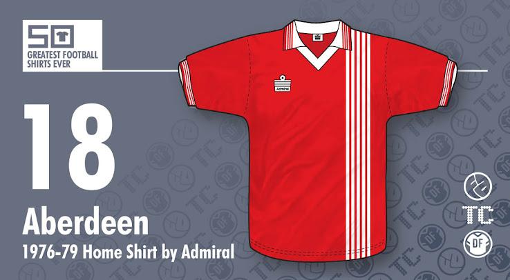 031d914b55 The 50 Best Football Kits Ever: 20-11 - Footy Headlines