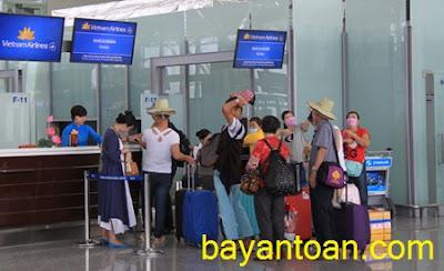 Hàng không Việt Nam cảnh báo vé máy bay giả ở Nhật Bản
