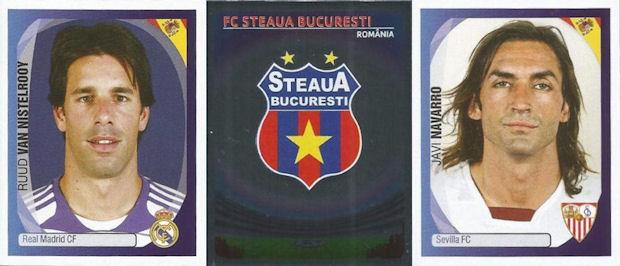 Panini 530 Vladimir Smicer Slavia Praha UEFA CL 2007/08 Verzamelkaarten: sport