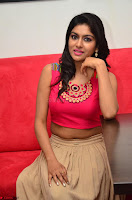 Akshita super cute Pink Choli at south indian thalis and filmy breakfast in Filmy Junction inaguration by Gopichand ~  Exclusive 113.JPG