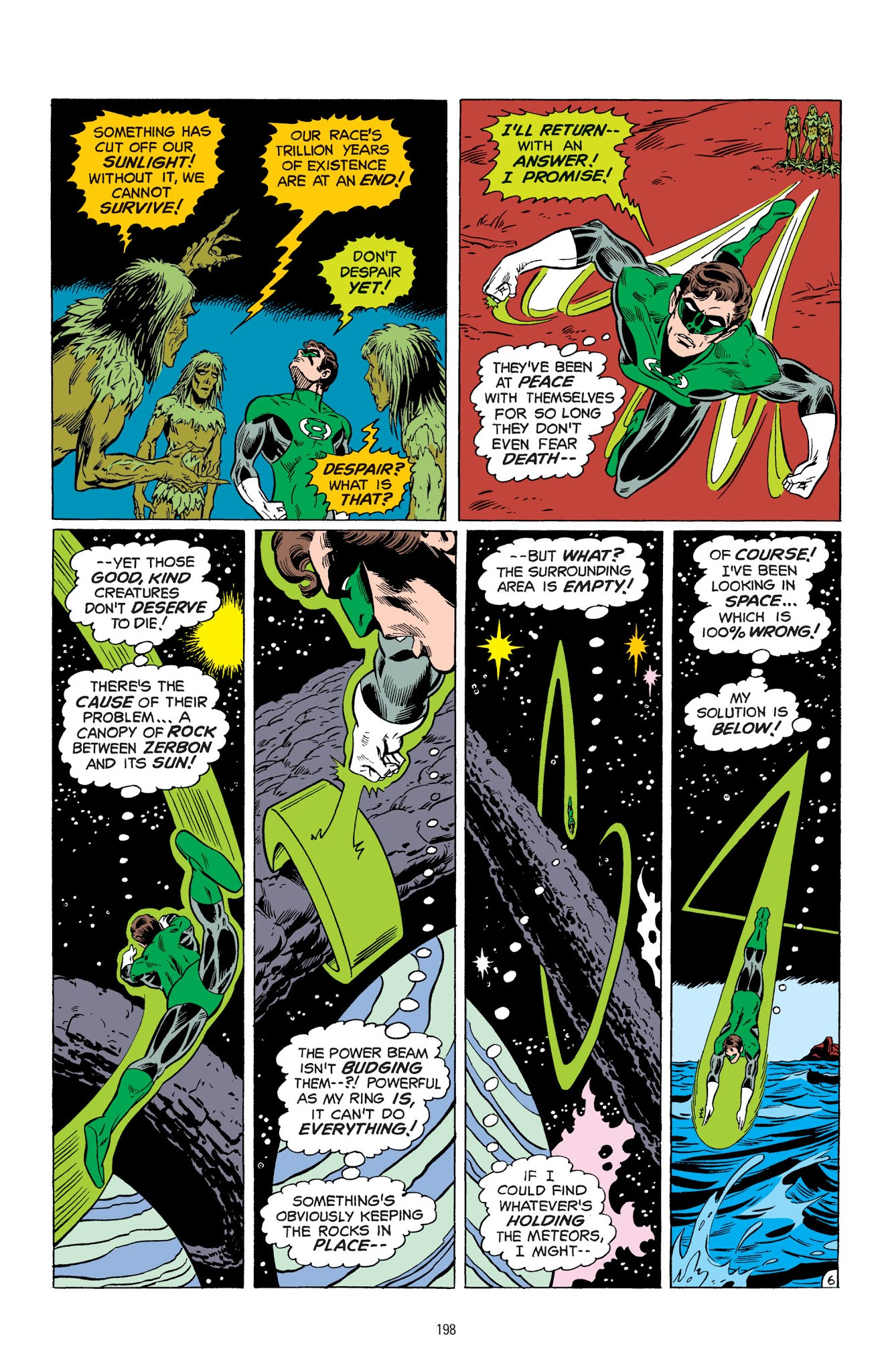 Green Lantern: A Celebration of 75 Years TPB (Part 2) Page 100