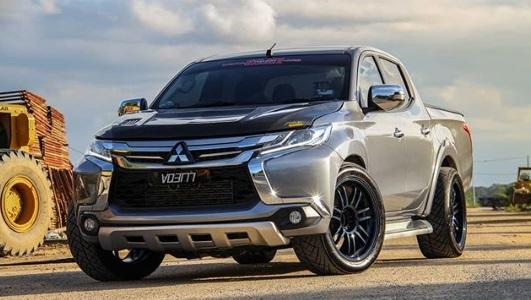Mitsubishi Triton Terbaru