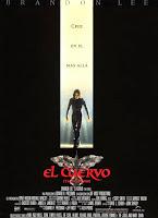 El cuervo (1994) online y gratis