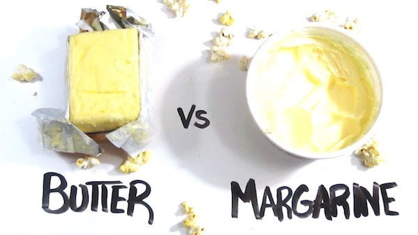 Yuk Pahami Perbedaan Mentega dan Margarin dari Fungsi, Manfaat dan Kandungannya...!!
