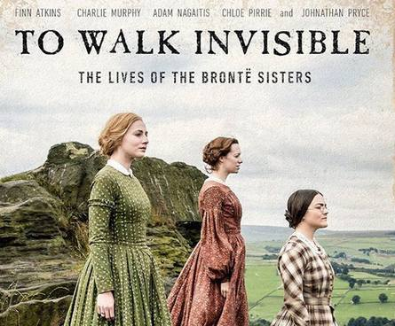 To Walk Invisible: The Bronte Sisters (2016) ταινιες online seires oipeirates greek subs