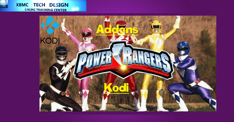Download Power.Rangers Addon IPTV for Live Tv Download Power.Rangers Addon IPTV For IPTV-Kodi-XBMC