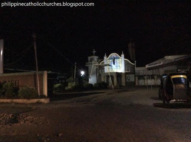 SAN NICOLAS DE TOLENTINO PARISH CHURCH, Gapan City, Nueva Ecija, Philippines