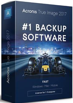 Acronis True Image 2017 + Crack