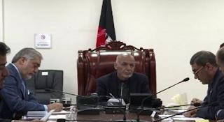 """الرئيس الأفغاني: لا نقبل السلام """"غير المشروط"""""""