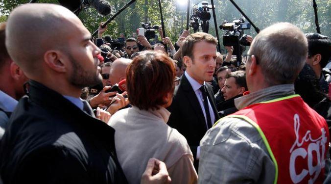 Le petit fils de Jacques Chirac rejoint Emmanuel Macron Paris Match