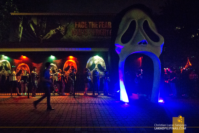 Sunway Resort Nights of Fright