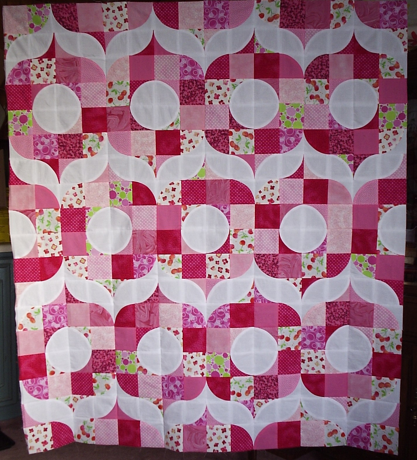 Sew fresh quilts sew retro baby for Retro baby fabric