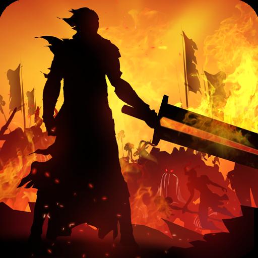 تحميل لعبه S hadow of Death: Dark Knight - Stickman Fighting مهكره اخر اصدار