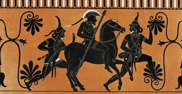 Η εκστρατεία του Διονύσου και η «Ελληνικότητα» της Ανατολής
