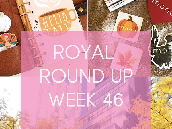 Royal Round Up: Week 46