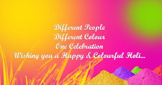 Happy Holi Wishes Ecards 2017