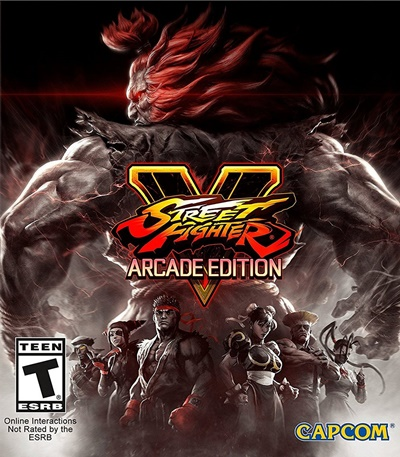 โหลดเกมส์ Street Fighter V: Arcade Edition